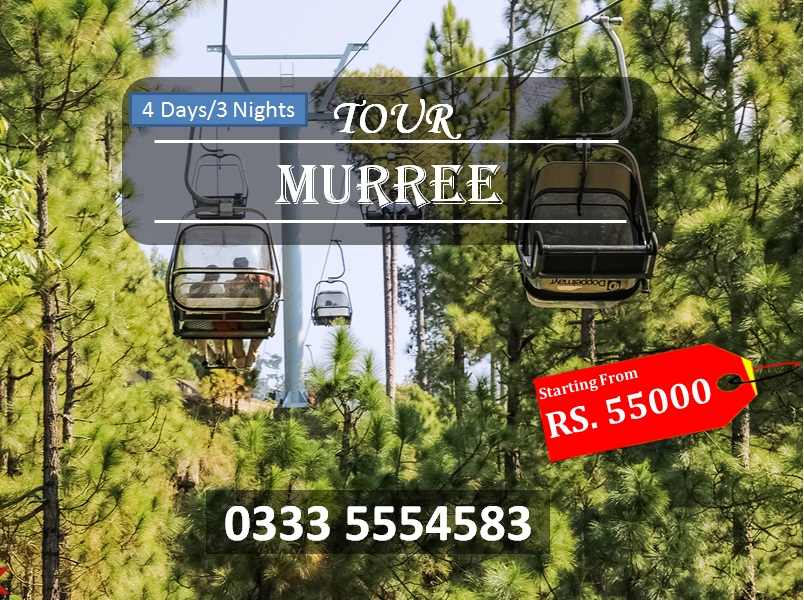 Murree Tour Package