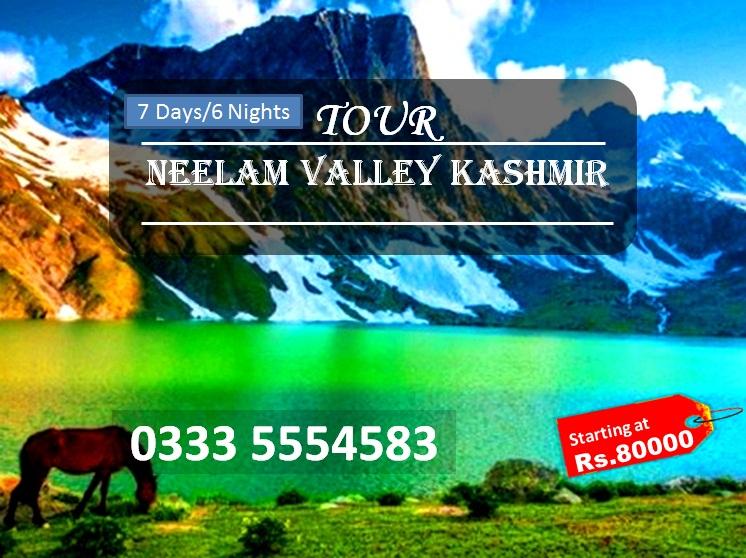 Neelam Valley Tour Kashmir