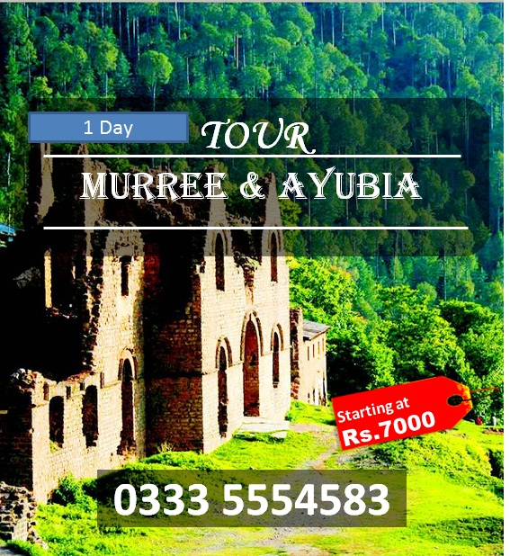 Murree Day Tour