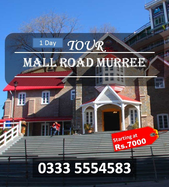 Murree Mall Road Tour