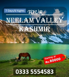 Neelam Valley Tour Kashmir